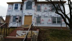 Eastern Ave Project Progress